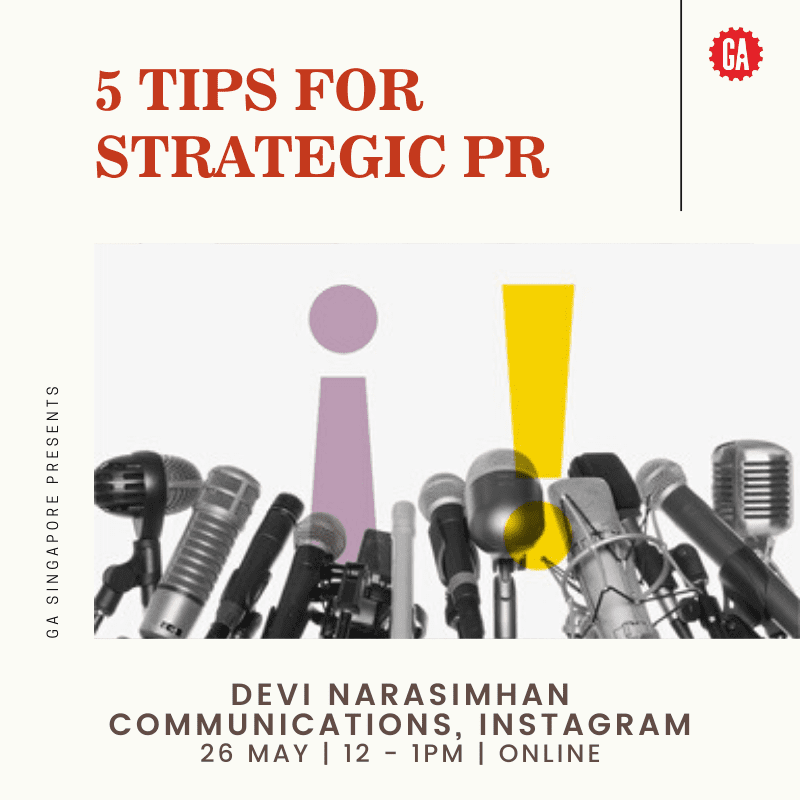 5 Tips for Strategic PR