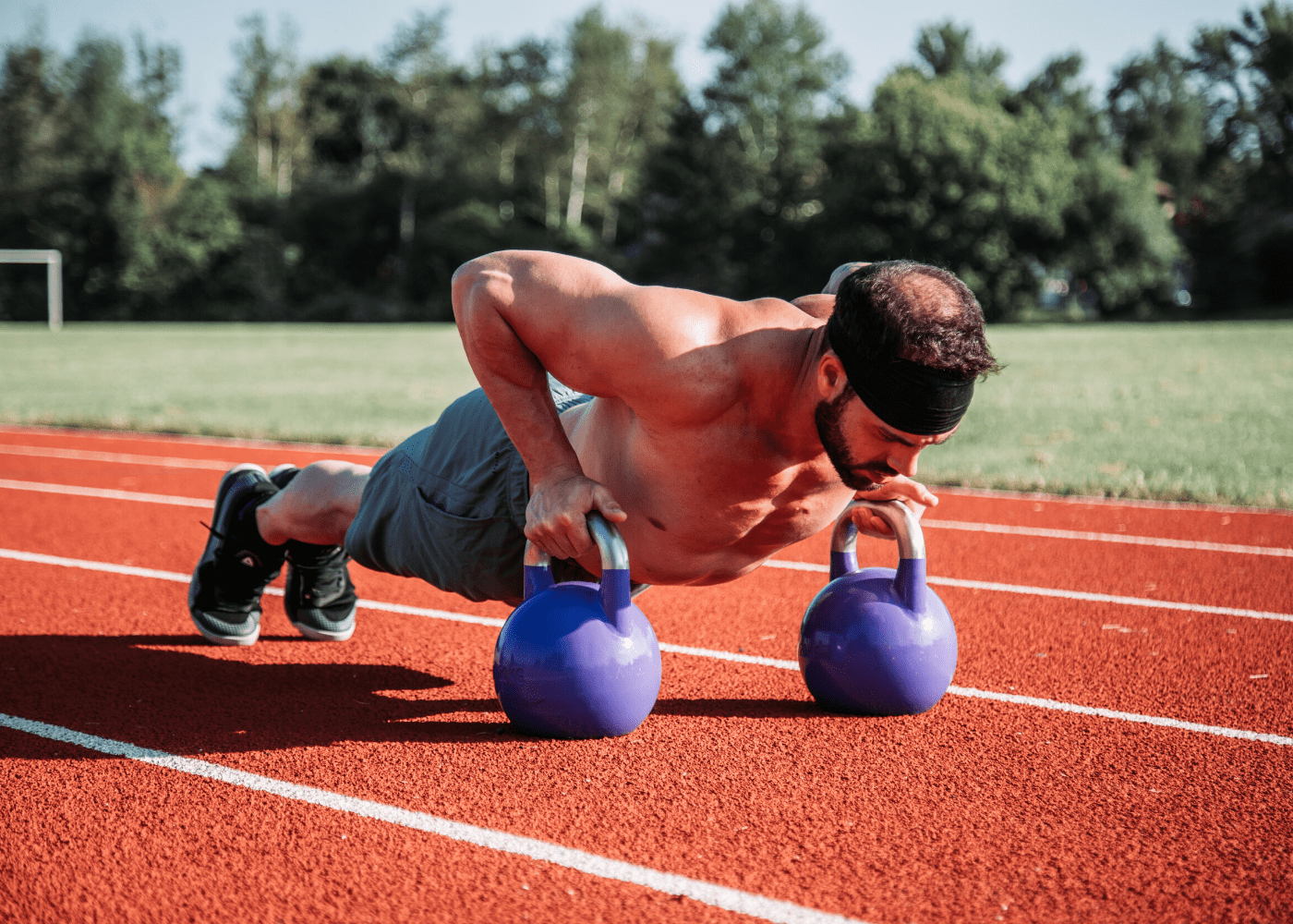 Kettlebells for workouts at home