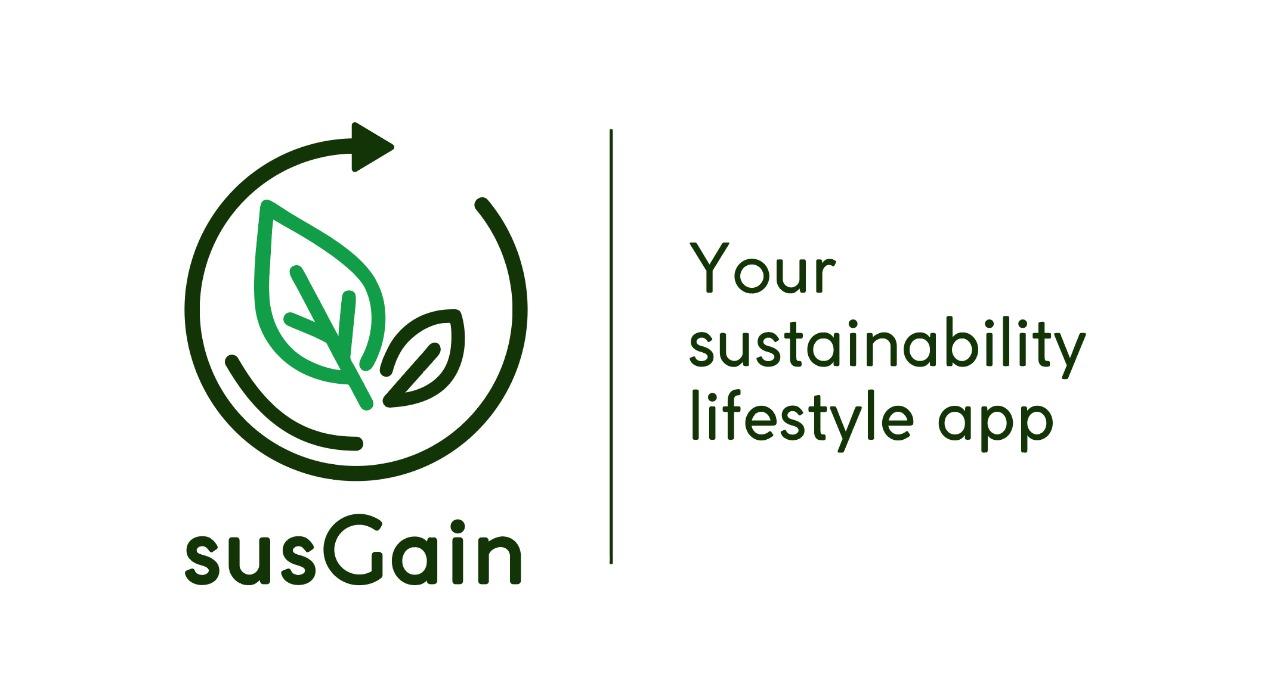 susGain – Your sustainability lifestyle app