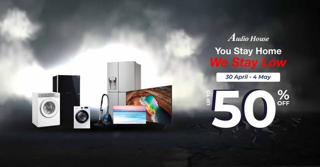 Audio House: 6-Day Exclusive Deals