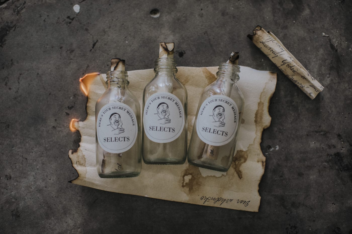 SELECTS Singapore: Message in a Bottle