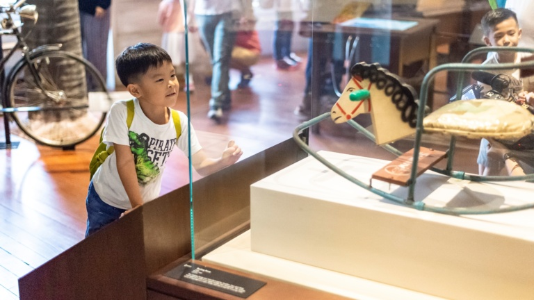 #MuseumFromHome: Get Curious!