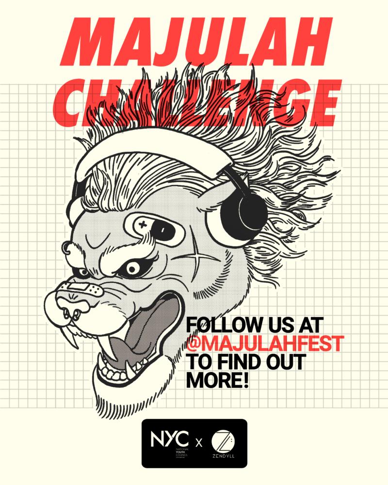 Majulah Challenge