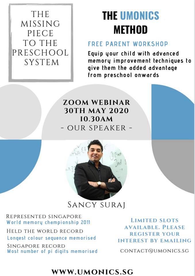 The Umonics Method – The Missing Piece To The Preschool System