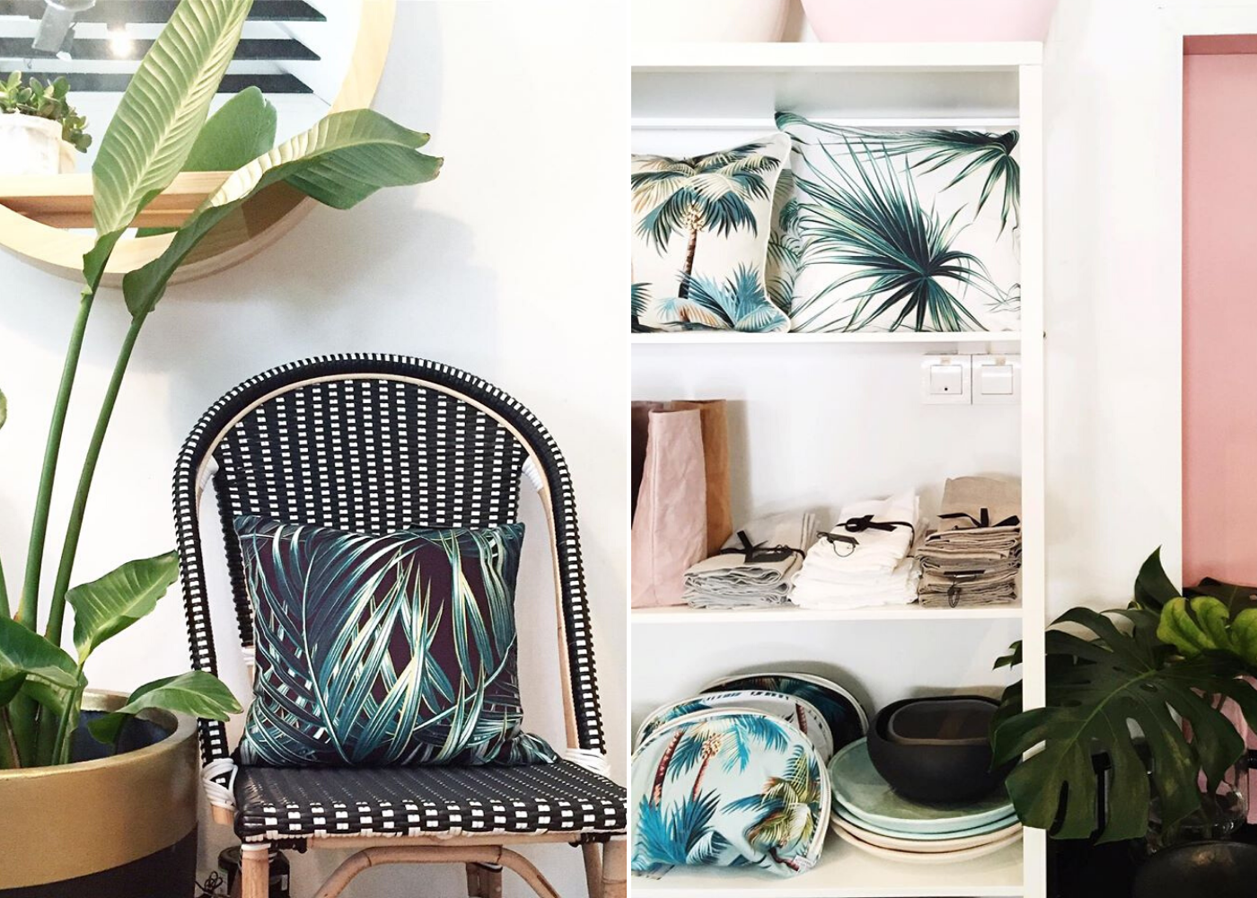 Shop online for tropical bohemian decor in Singapore: Affordable Style Files