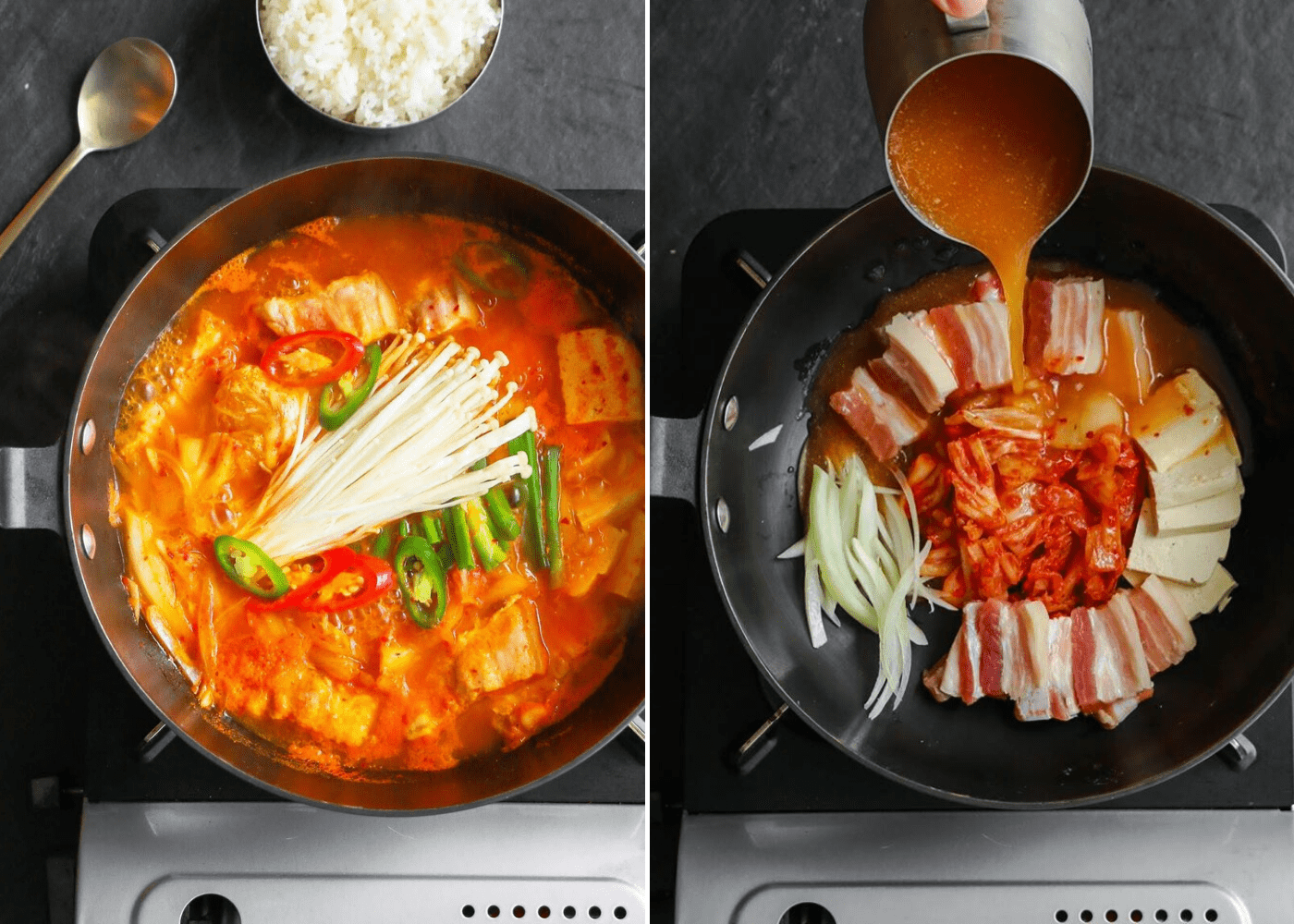 DIY meal kits: Ajumma's