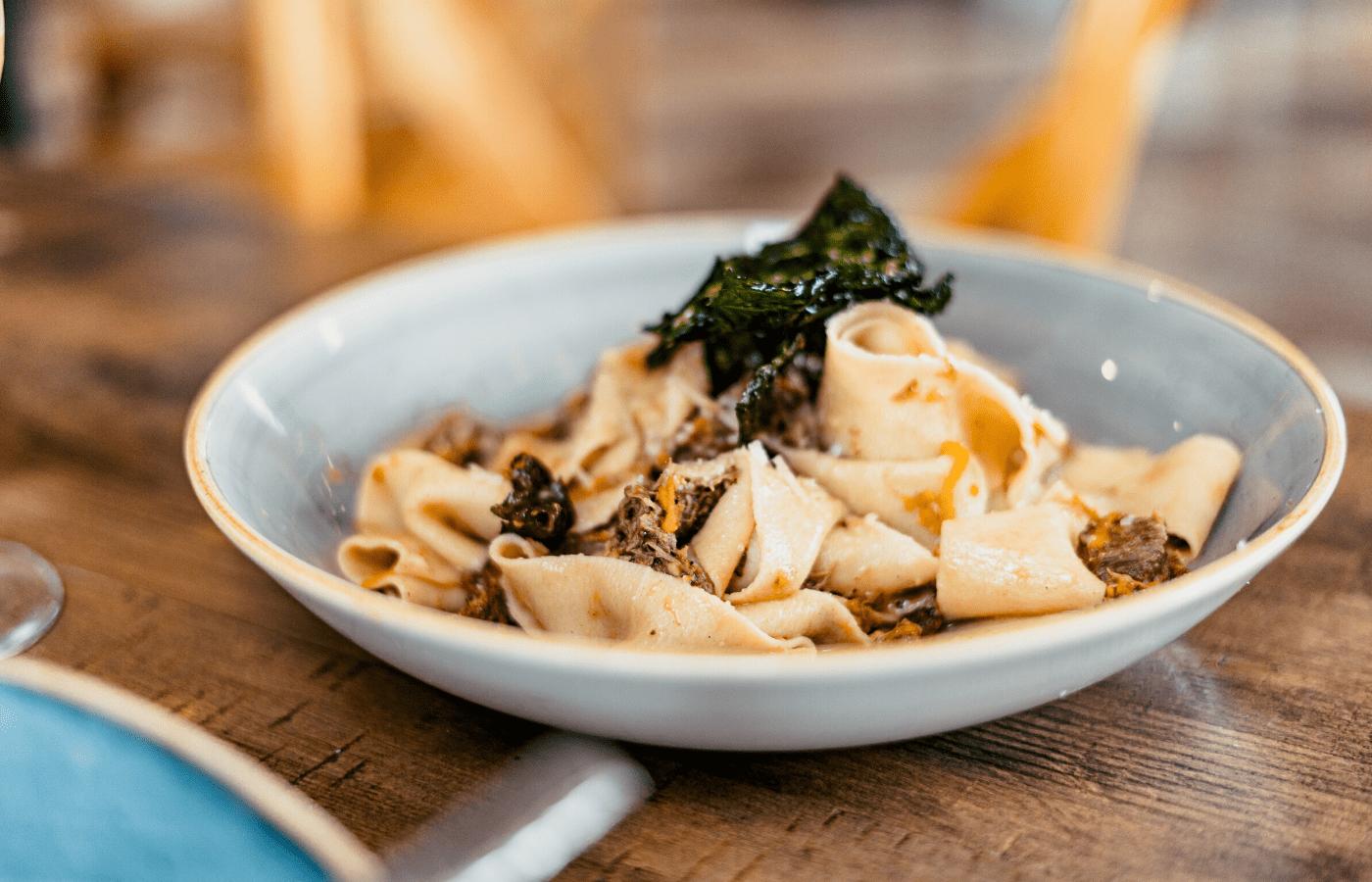 pasta bowl | pay it forward