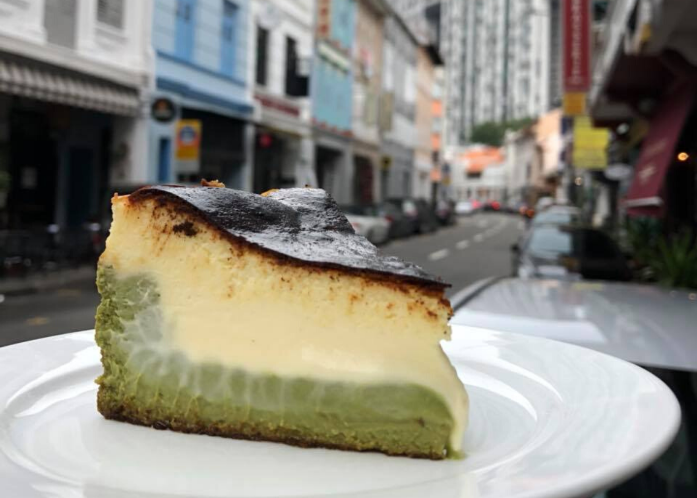 keong saik bakery | best burnt cheesecake in Singapore