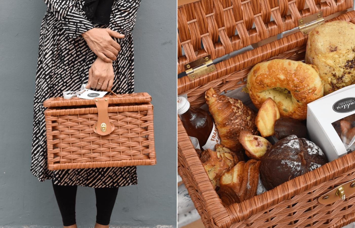 konditori bread basket