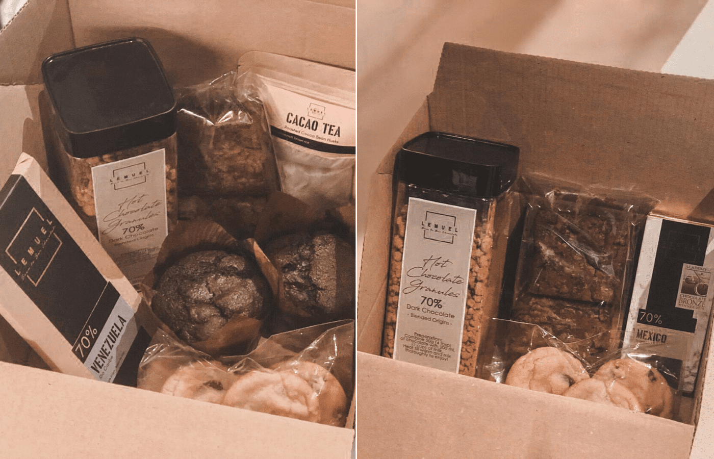 lemuel chocolate care packages