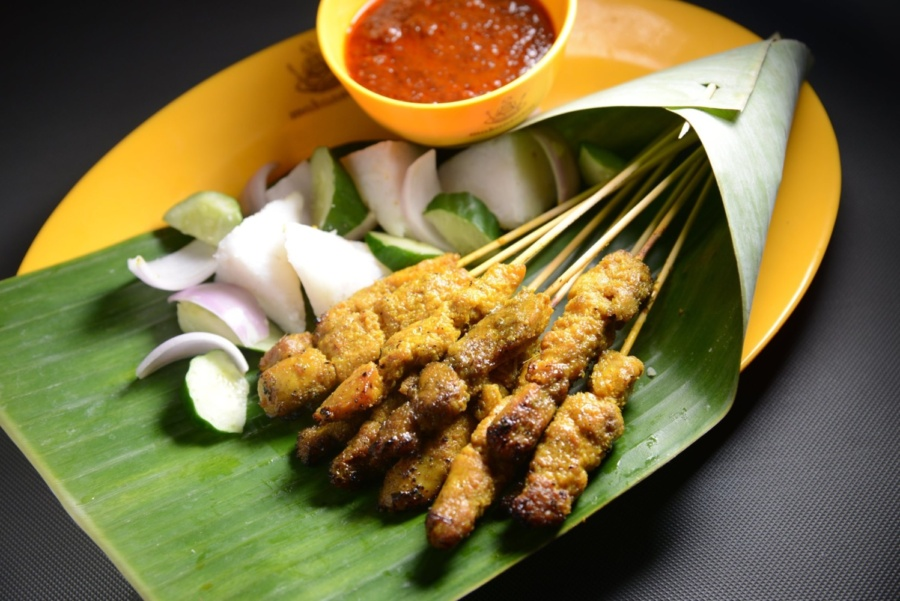 Makansutra Gluttons Bay: Hawker delivery