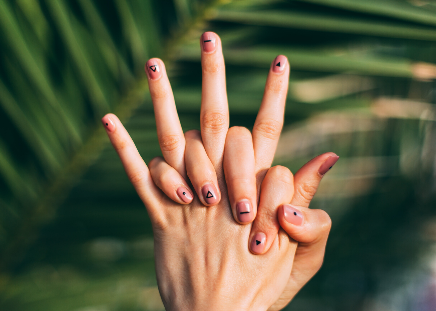 Don't forget to moisturise | DIY manicure