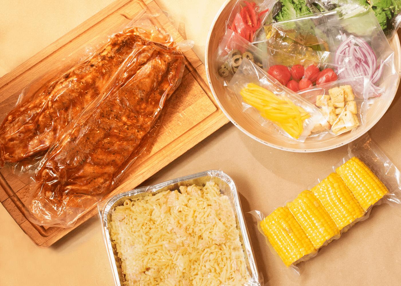 DIY meal kits: Morganfield's
