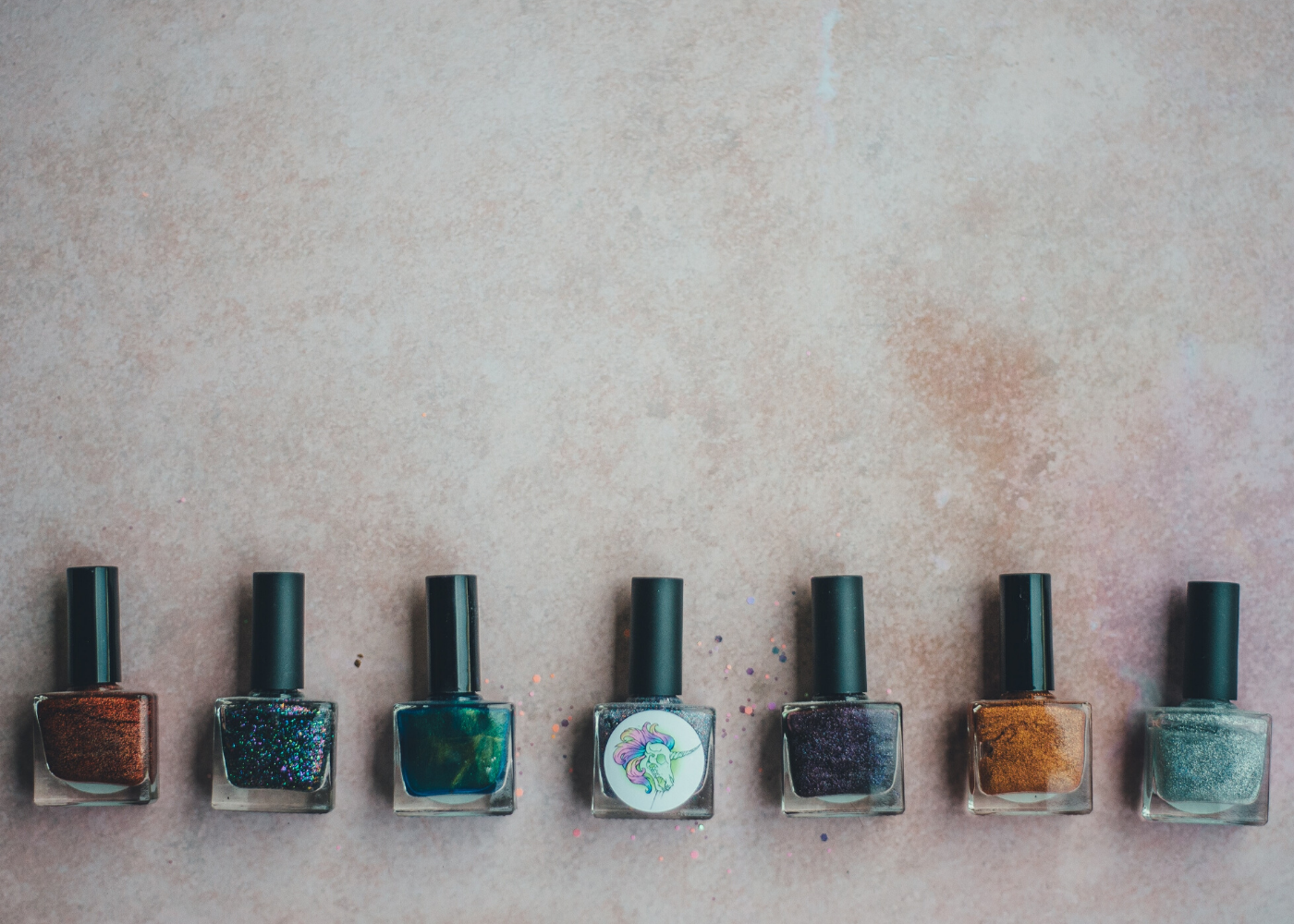 What's your choice of nail colour | DIY manicure at home