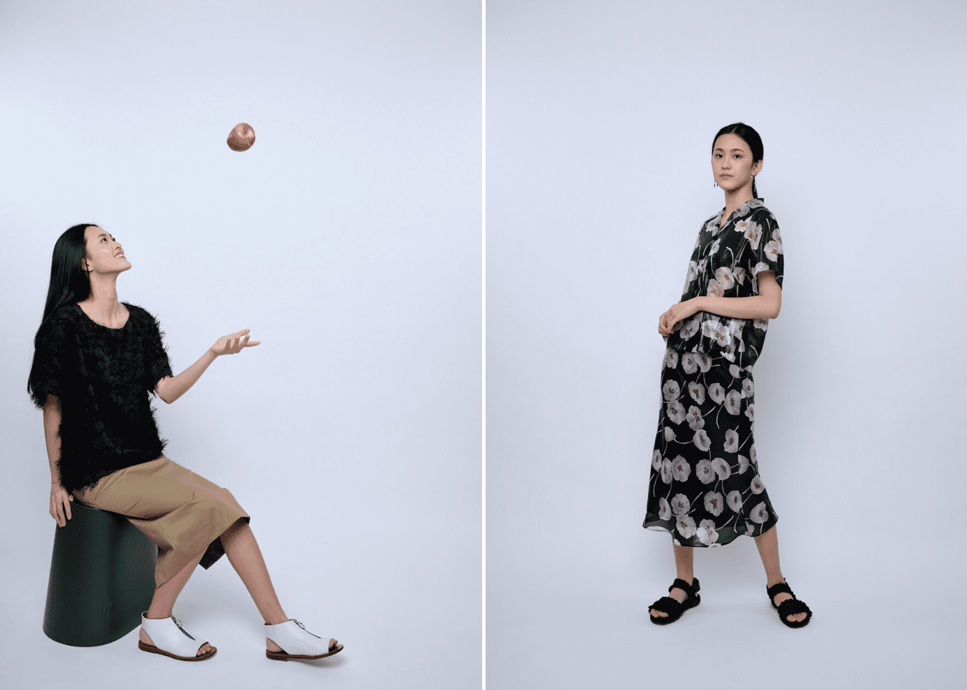 Nana & Bird | In Full Bloom collection