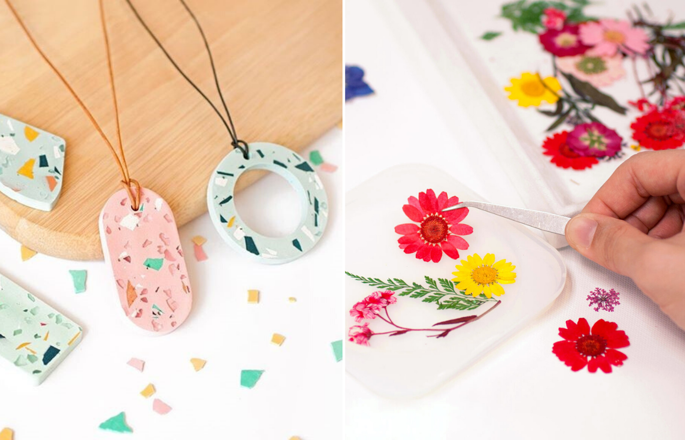 resin play diy craft kits
