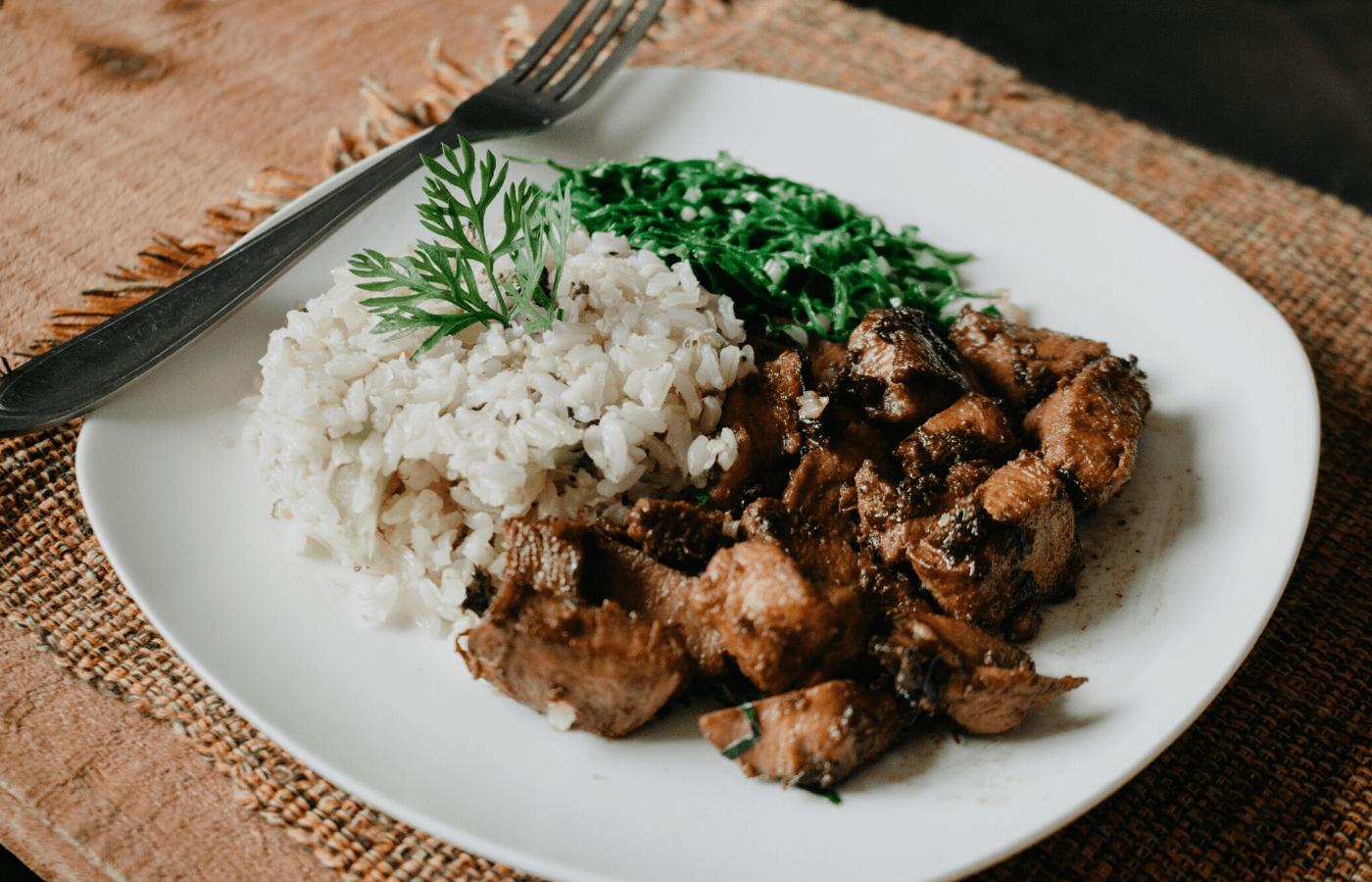 rice bowl | pay it forward