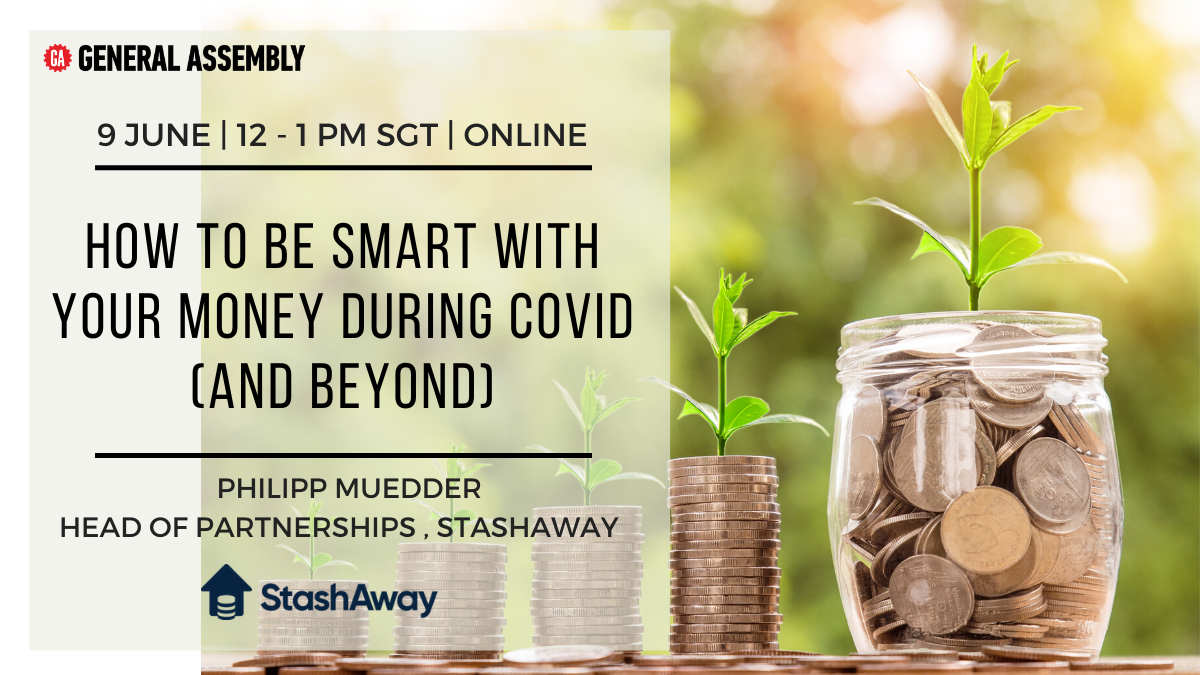 How to be Smart with your Money during Covid (and beyond)