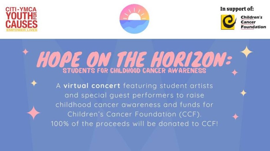 Hope on the Horizon: Students for Childhood Cancer Awareness