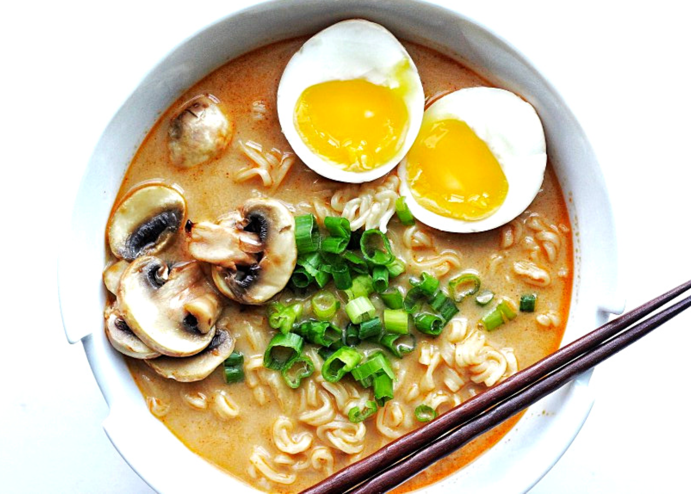 Best upgraded instant noodle recipes: Miso ramen