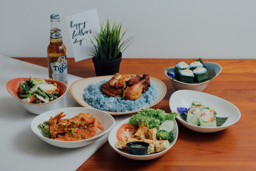 A Thai Feast Fit for The King of the Household