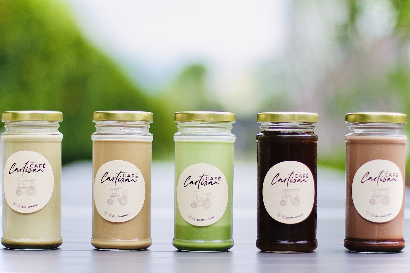 Cafe Cartisan: Cold brew delivery