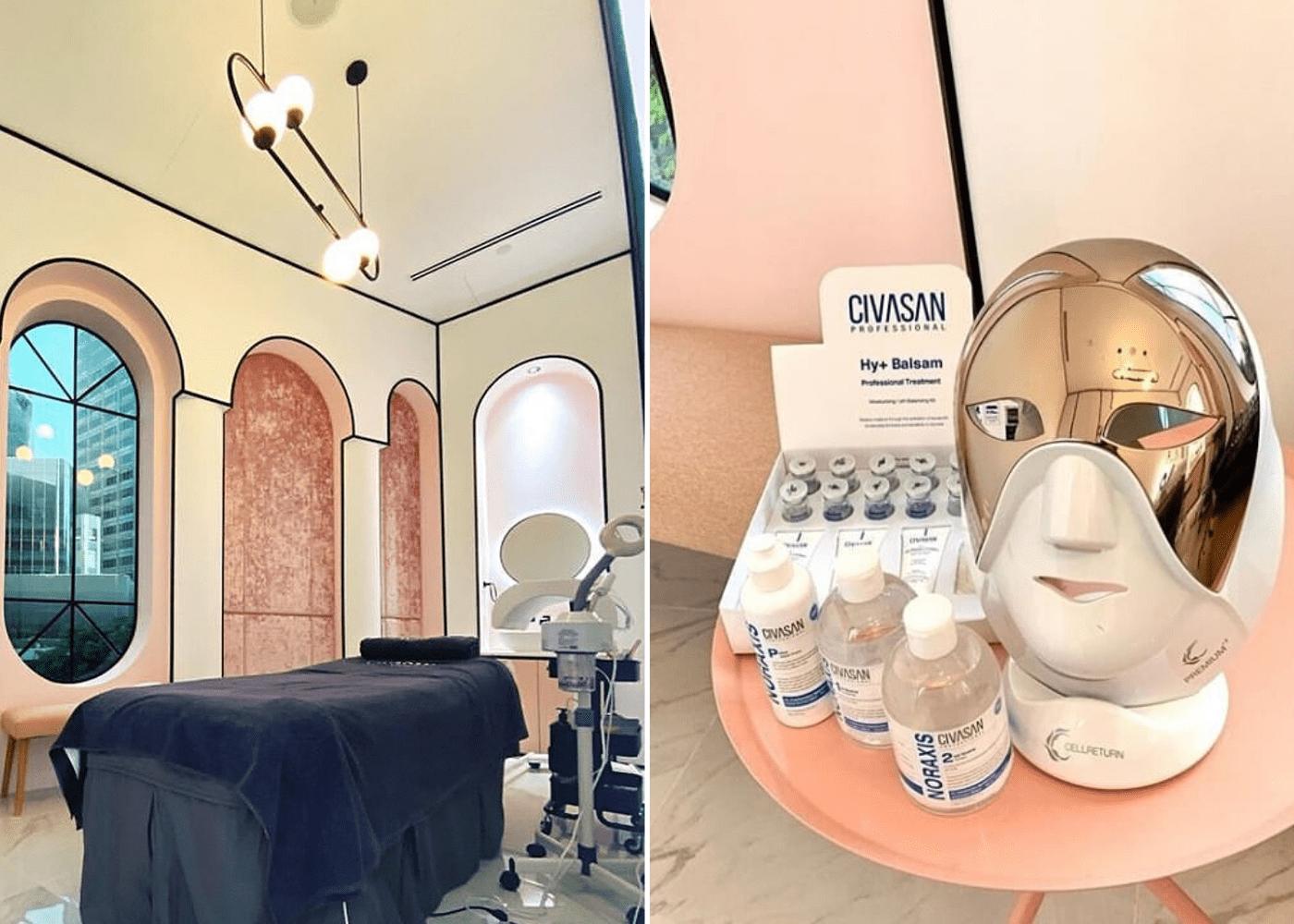 Civasan | High tech facials in Singapore
