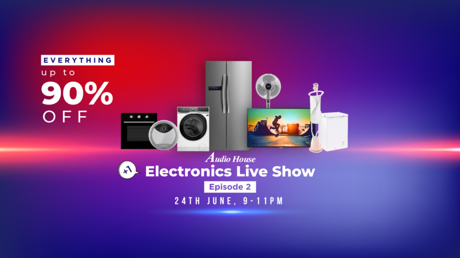 Audio House Electronics Facebook Live LNS Giveaway