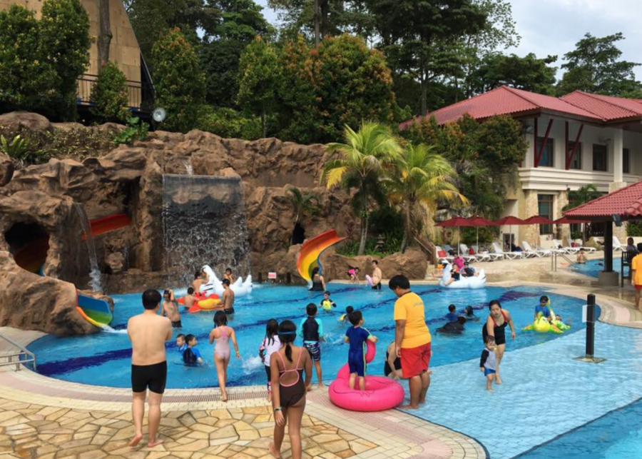 Safra Yishun | best public swimming pools in Singapore