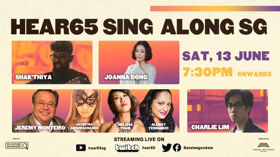 Hear65 Sing Along SG