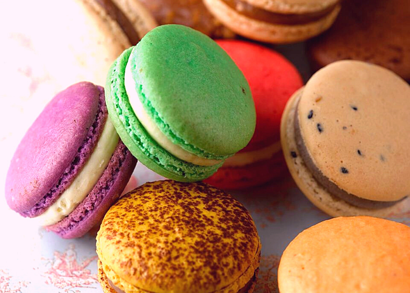 Best macarons in Singapore: Antoinette