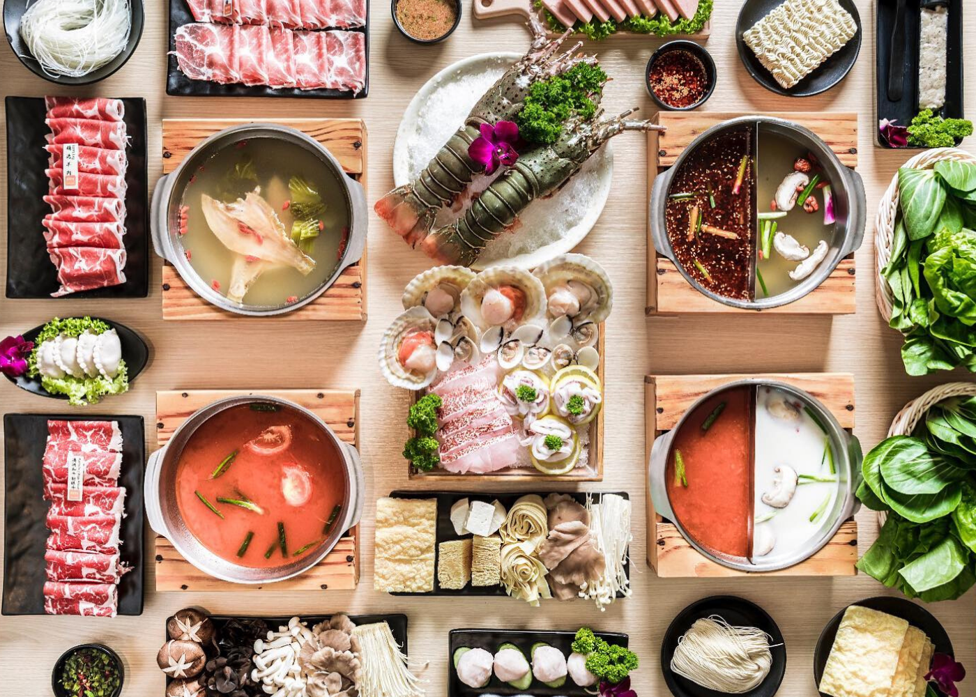 City Hot Pot | steamboat deliveries