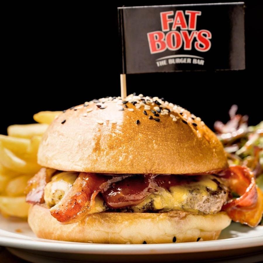 Fatboy's The Burger Bar Boat Quay