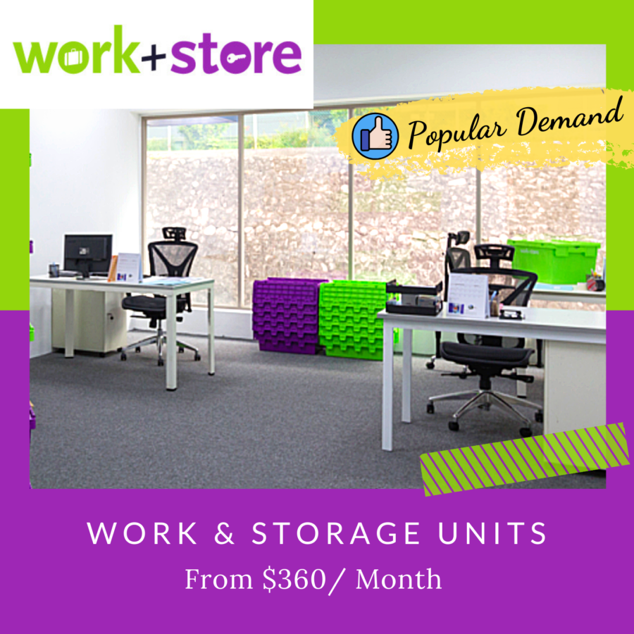 Work Plus Store Pte Ltd