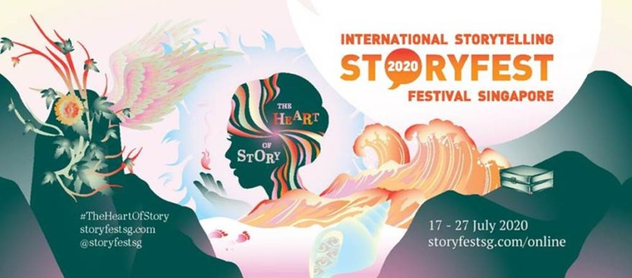 Virtually Speaking: Fourth Edition of StoryFest Goes Online