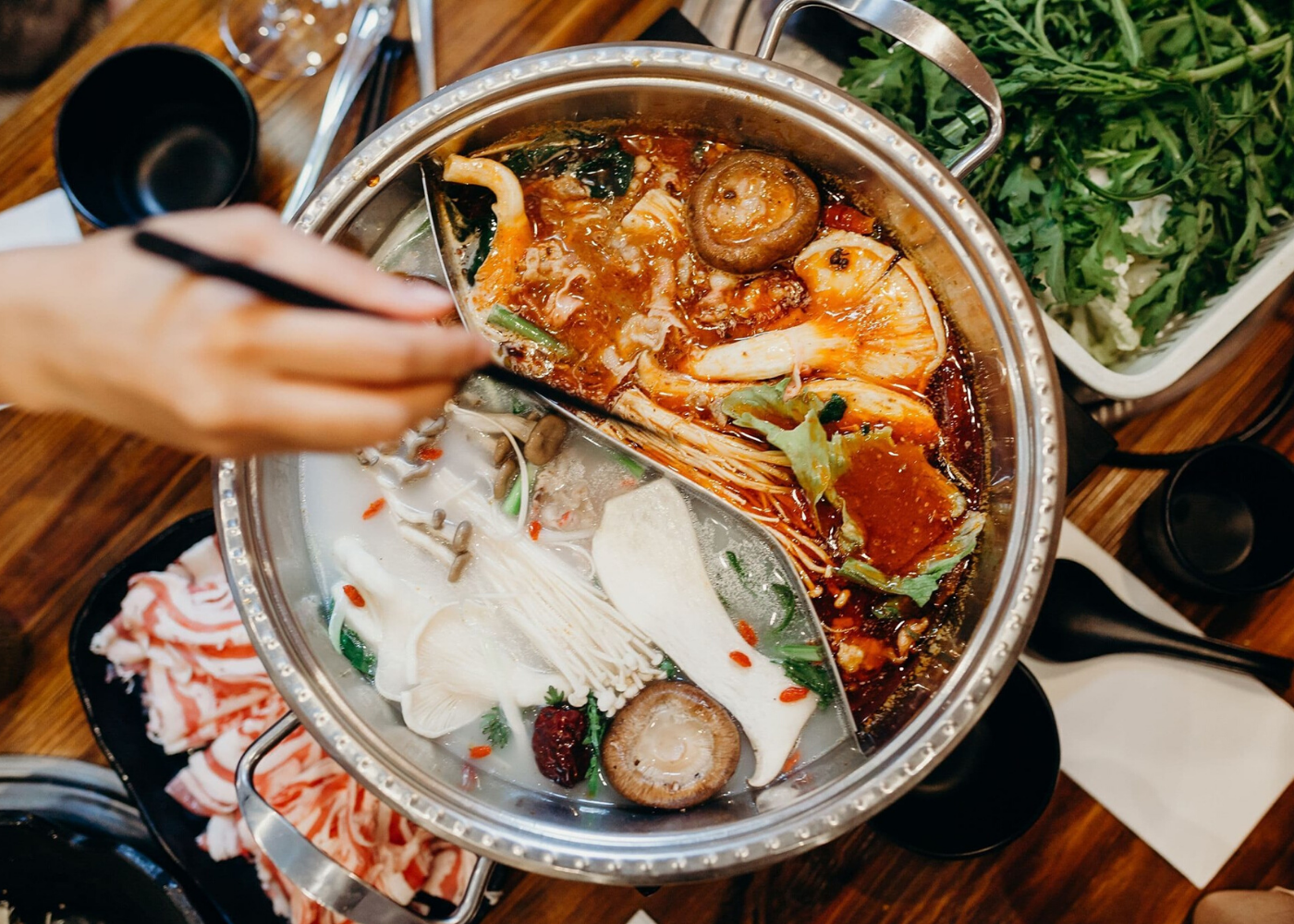 Home communal dining: Satisfy your hot pot cravings with steamboat deliveries