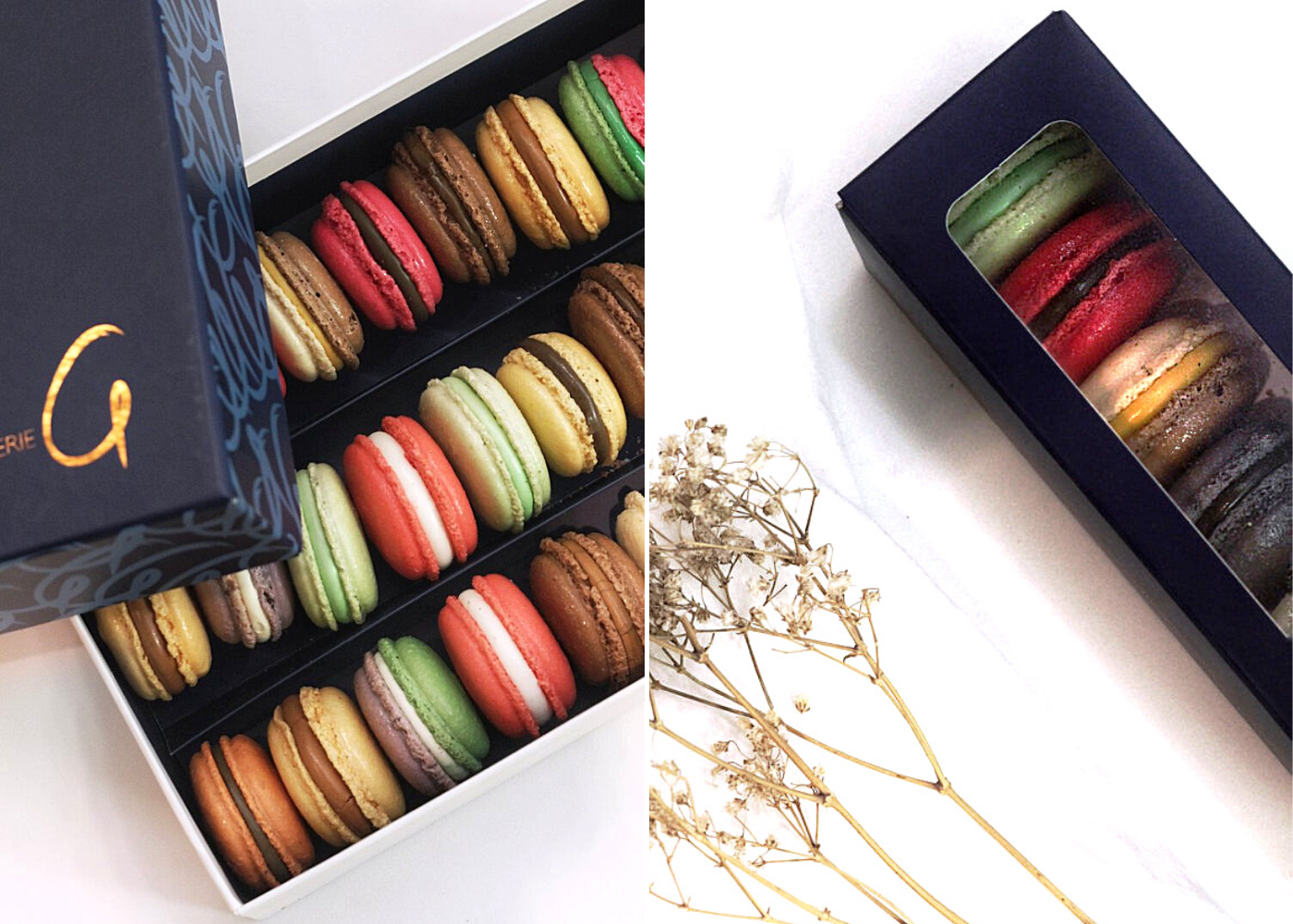 Best macarons in Singapore: Patisserie G