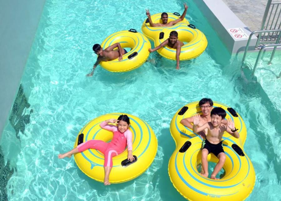 Splash-N-Surf | best public swimming pools in Singapore