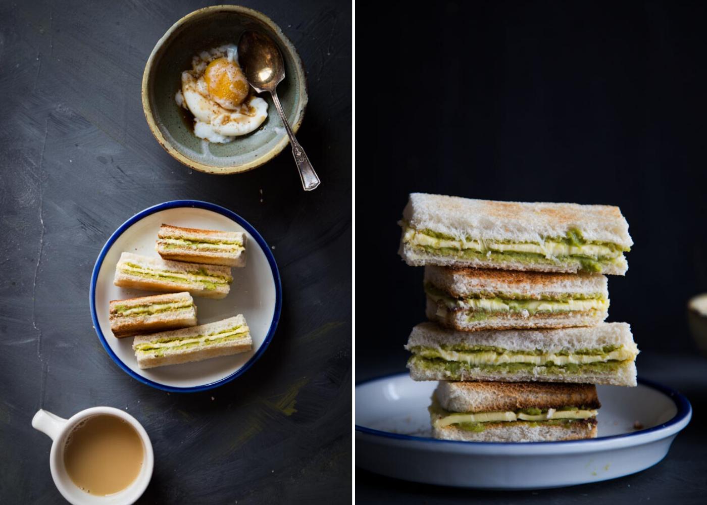 Kaya Toast | Local breakfast