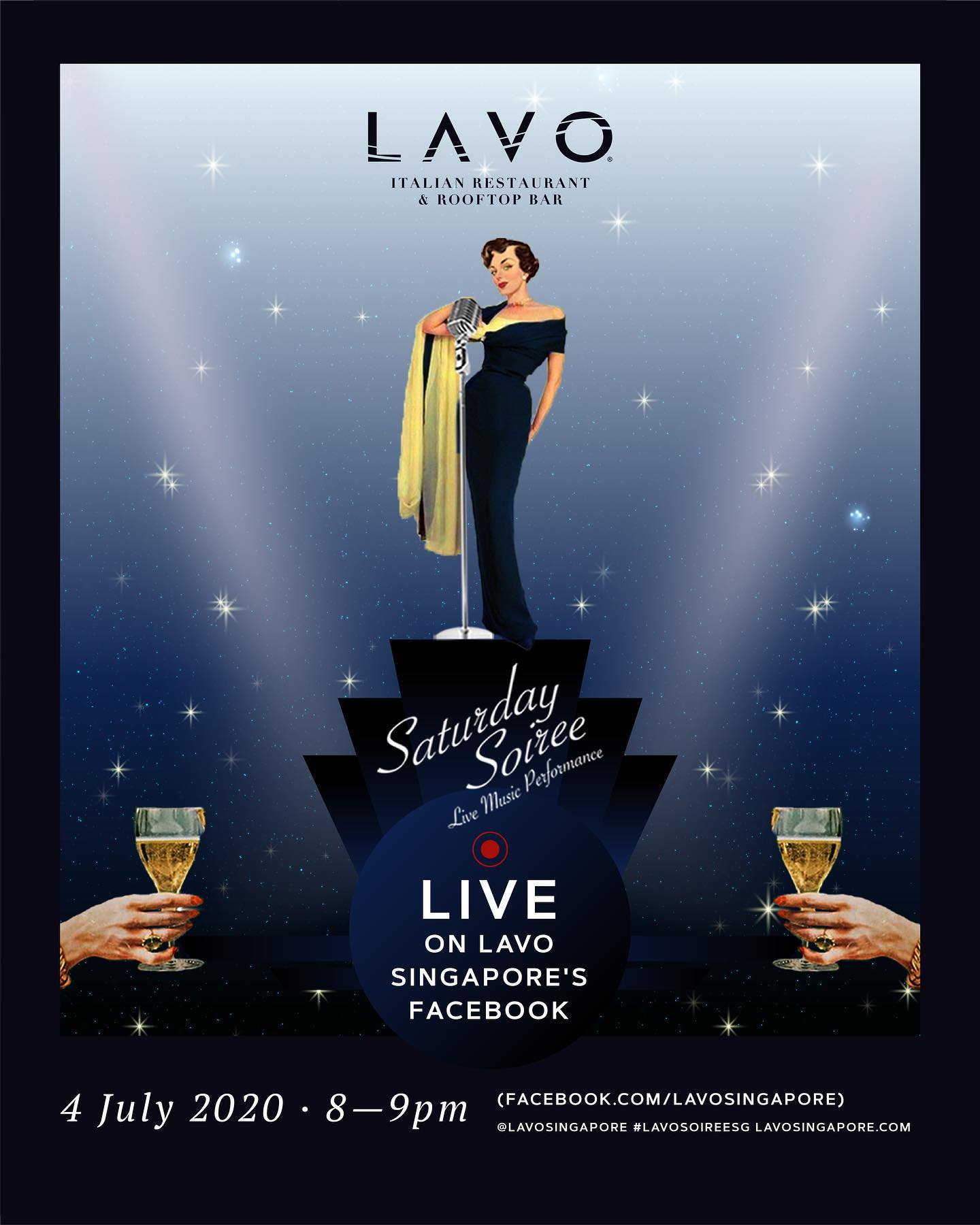 LAVO: Saturday Soiree