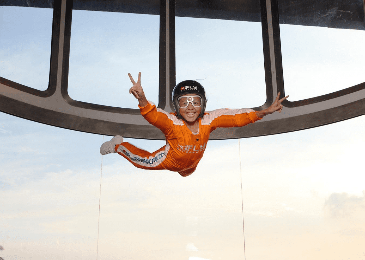 Why you need to try indoor skydiving at iFly Singapore