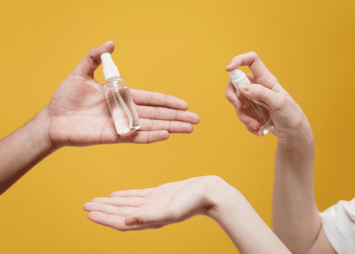 spraying bottle | how to prevent dengue