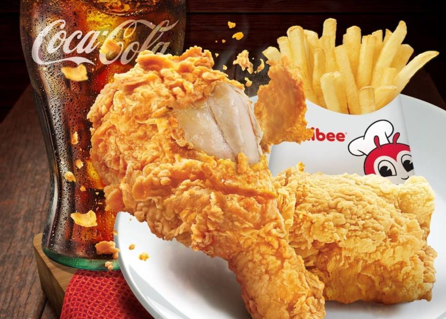 Jollibee Singapore   Chickenjoy   Filipino food   Filipino restaurants in Singapore   Fast food