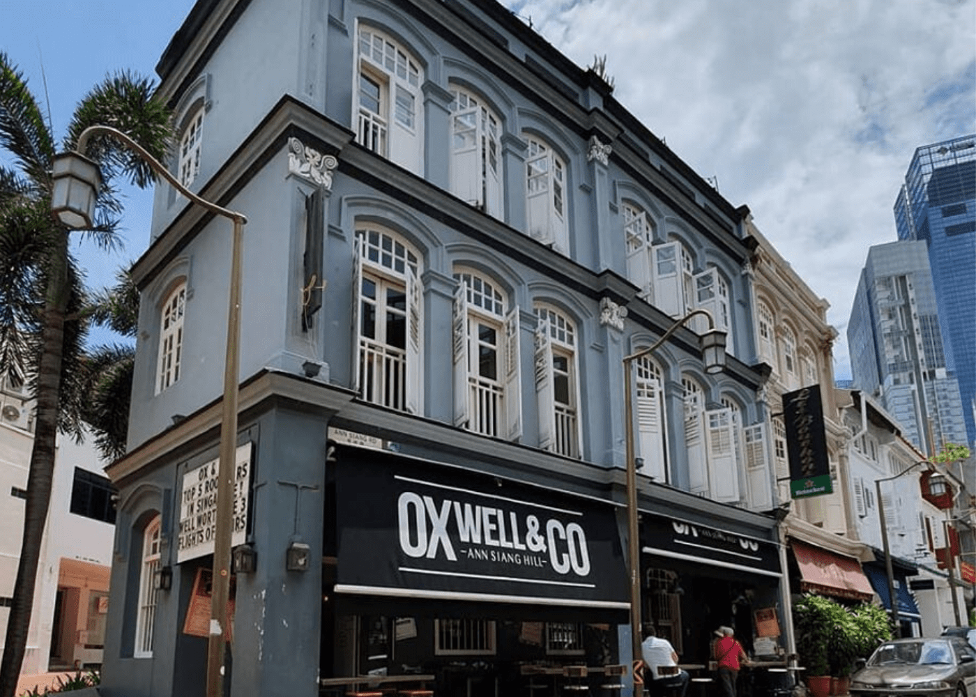 Things to do this weekend: Hit up Oxwell & Co for the last time