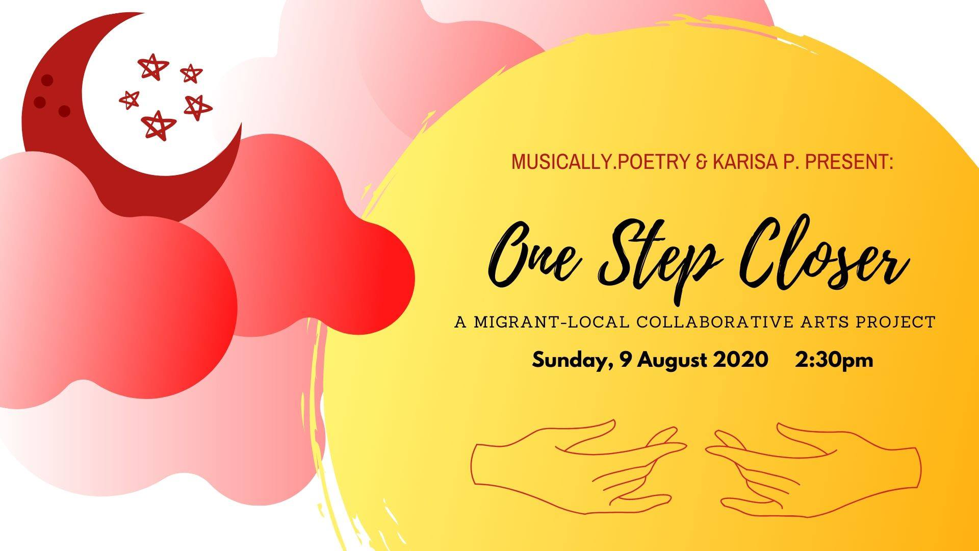 One Step Closer: A Migrant-Local Collaborative Arts project