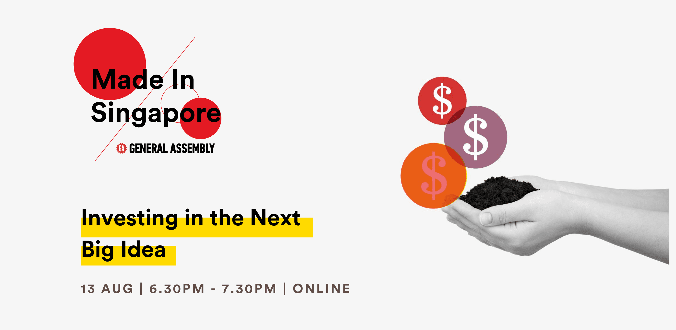 Made In Singapore: Investing in the Next Big Idea