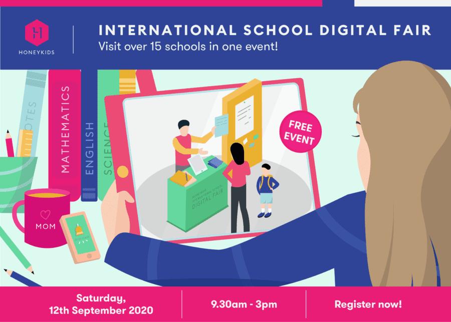 HoneyKids Asia International School Digital Fair 2020