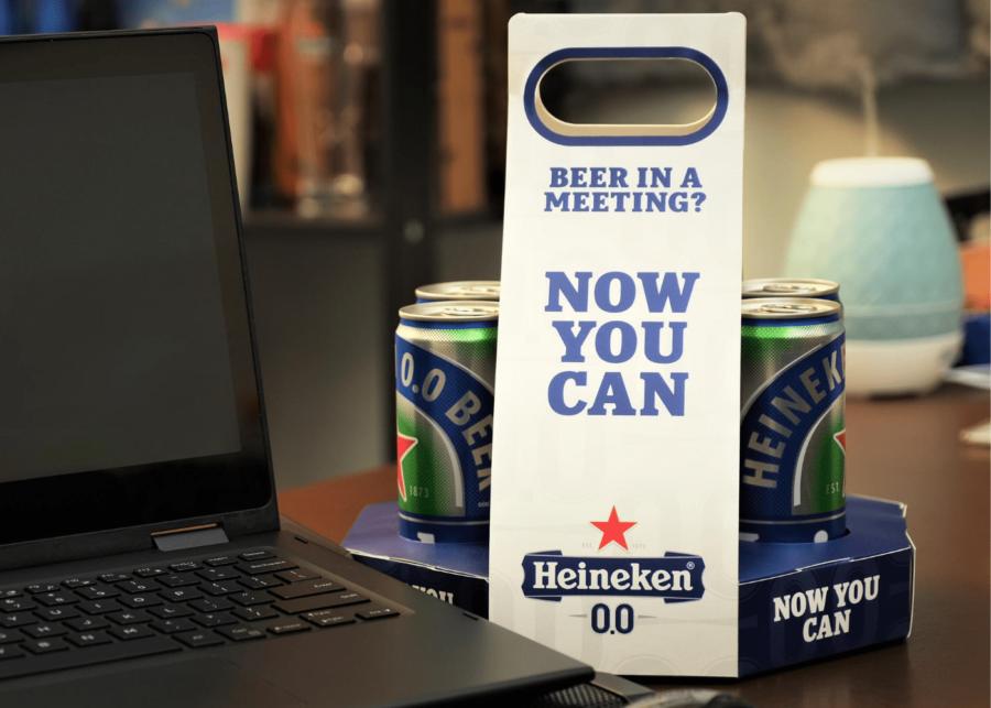 Invite Heineken® 0.0