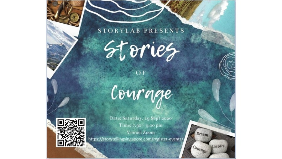 Storytelling for Adults: Stories of Courage