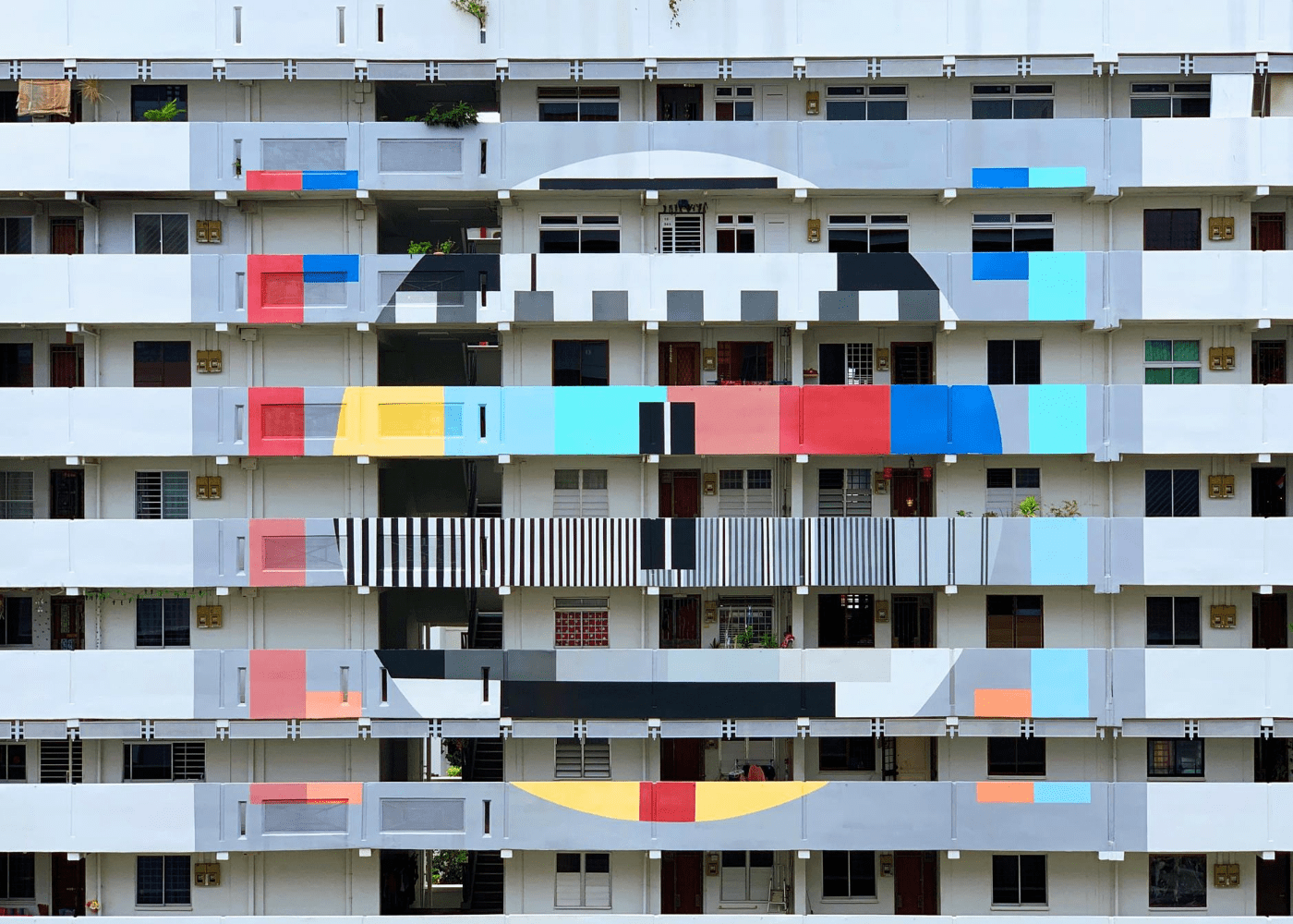 HDB blocks with unique designs to get your 'gram on